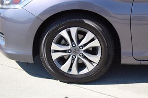2014 Honda Accord Sedan LX Carfax Report - No AccidentsDamage Reported  Gray  We are not resp