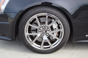 2009 Cadillac CTS-V  Carfax Report - No AccidentsDamage Reported  Black Raven          3904