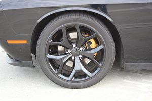 2015 Dodge Challenger SXT Plus Carfax 1-Owner  Black  We are not responsible for typographical