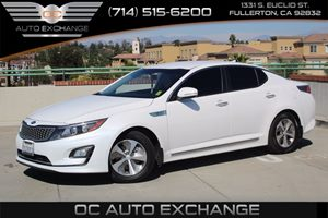 View 2016 Kia Optima Hybrid