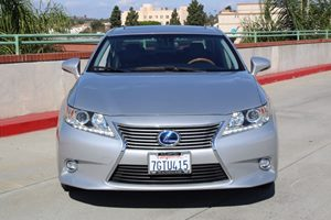 2014 Lexus ES 300h  Carfax 1-Owner - No AccidentsDamage Reported  Silver Lining Metallic 315
