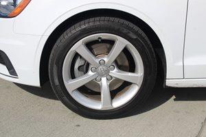 2015 Audi A3 18T Premium Carfax Report - No AccidentsDamage Reported  Glacier White Metallic