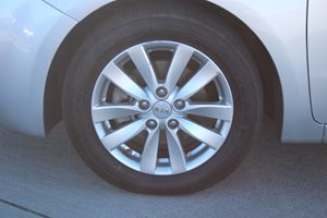 2014 Kia Forte LX Carfax 1-Owner  Bright Silver  We are not responsible for typographical erro