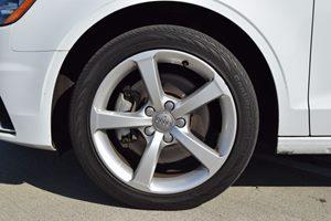 2015 Audi A3 18T Premium Carfax 1-Owner - No AccidentsDamage Reported  Glacier White Metallic