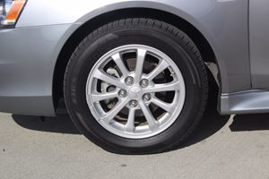 2013 Mitsubishi Lancer ES Carfax 1-Owner - No AccidentsDamage Reported  Mercury Gray Pearl  W