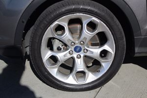 2013 Ford Escape Titanium Carfax Report - No AccidentsDamage Reported  Gray          15748