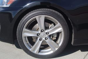 2012 Lexus IS 250  Carfax Report - No AccidentsDamage Reported  Black  We are not responsible