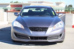 2011 Hyundai Genesis Coupe 20T Carfax Report  Nordschleife Gray  We are not responsible for t