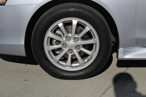 2013 Mitsubishi Lancer Sportback ES Carfax 1-Owner - No AccidentsDamage Reported  Apex Silver