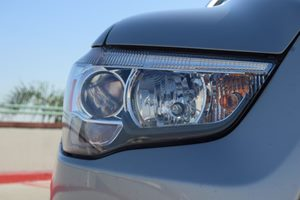 2014 Mitsubishi Outlander Sport SE Carfax 1-Owner - No AccidentsDamage Reported  Quick Silver