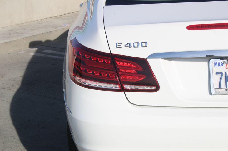 2015 MERCEDES E 400 E 400