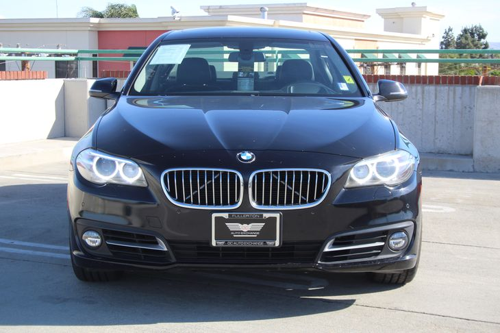 2015 BMW 5 Series 535i  Black TAKE ADVANTAGE OF OUR PUBLIC WHOLESALE PRICING GOING ON RIGHT N