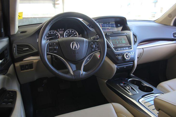 Sold Acura MDX WTech WRES In Fullerton - Acura mdx invoice price