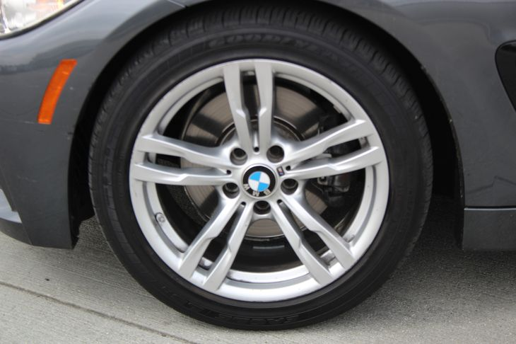 2014 BMW 4 Series 428i M Package  Mineral Gray Metallic TAKE ADVANTAGE OF OUR PUBLIC WHOLESAL