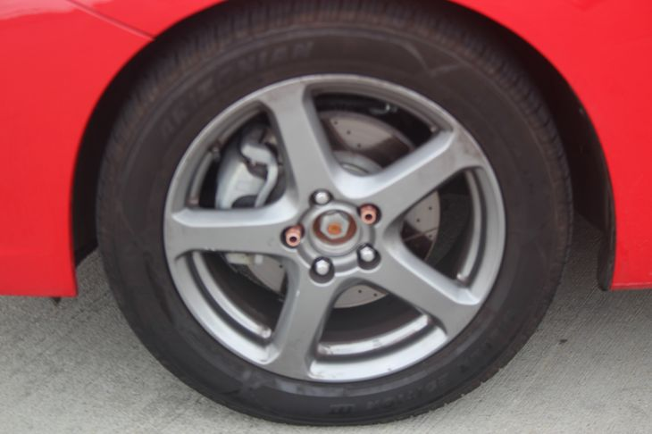 2015 Honda Civic Sedan Si wSummer Tires  Red 21465 Per Month - On Approved Credit      See