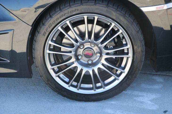 2012 Subaru Impreza Wagon WRX WRX STI  Obsidian Black Pearl All advertised prices exclude gover