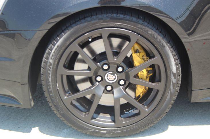 2012 Cadillac CTS-V Sedan Recaro Package  Black TAKE ADVANTAGE OF OUR PUBLIC WHOLESALE PRICIN