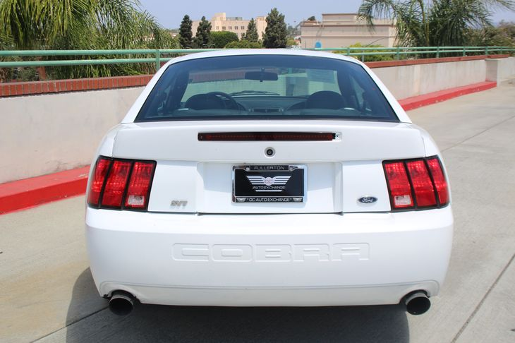2004 FORD MUSTANG SVT