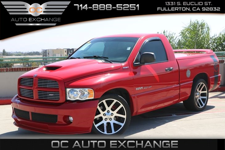 50 Best Used Dodge Ram Pickup 1500 Srt 10 For Sale Savings From 3 309
