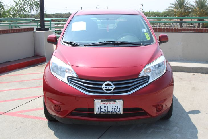 2014 Nissan Versa Note S Plus  Red Brick Metallic TAKE ADVANTAGE OF OUR PUBLIC WHOLESALE PRIC
