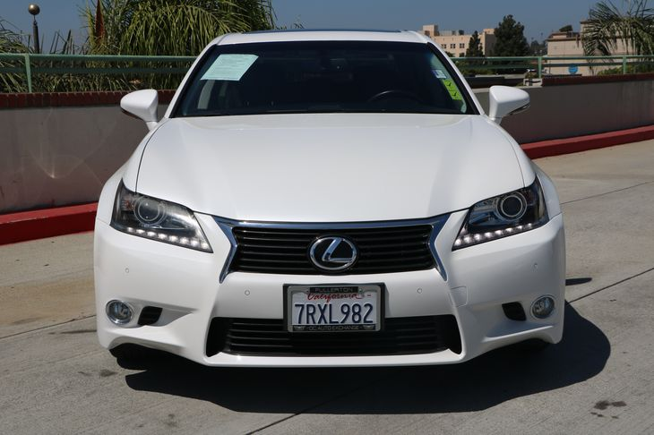2014 Lexus GS 350   WHITE TAKE ADVANTAGE OF OUR PUBLIC WHOLESALE PRICING GOING ON RIGHT NOW