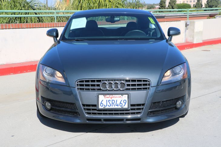 2009 Audi TT 20T  Meteor Gray Pearl TAKE ADVANTAGE OF OUR PUBLIC WHOLESALE PRICING GOING ON