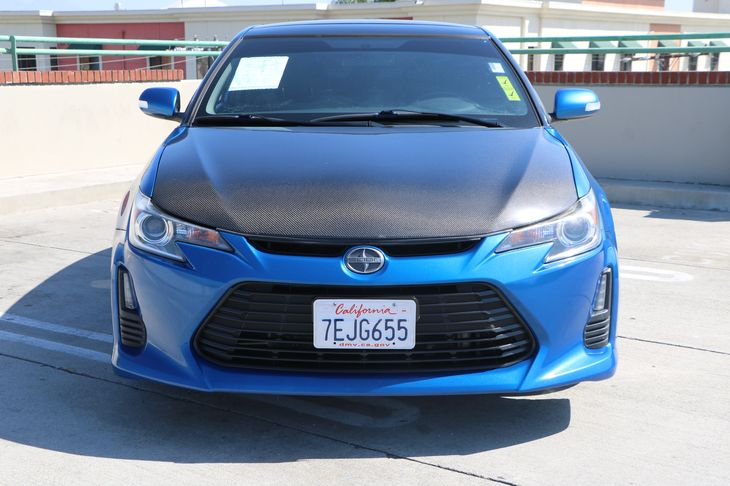 2014 Scion tC Base  BLUE All advertised prices exclude government fees and taxes any finance c