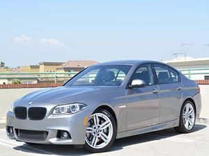 2015 BMW 5 Series 535i Carfax Report - No Accidents  Damage Reported to CARFAX Air Conditioning