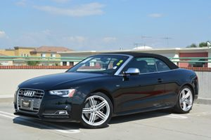 2013 Audi S5 Prestige Carfax 1-Owner - No Accidents  Damage Reported to CARFAX Air Conditioning