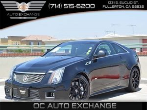 View 2012 Cadillac CTS-V Coupe