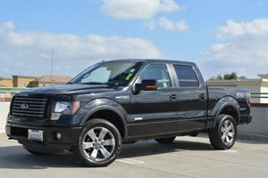 2012 Ford F-150 XL Carfax 1-Owner  Tuxedo Black Metallic         42455 Per Month - On Approv