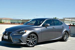 2014 Lexus IS 250  Carfax 1-Owner - No Accidents  Damage Reported to CARFAX  Nebula Gray Pearl