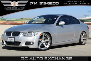 2012 BMW 3 Series 335i Coupe Carfax 1-Owner - No Accidents  Damage Reported to CARFAX  Orion S