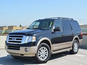2014 Ford Expedition XLT Carfax 1-Owner - No Accidents  Damage Reported to CARFAX Audio  Rear S