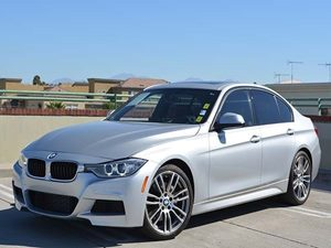2013 BMW 3 Series 335i Carfax 1-Owner - No Accidents  Damage Reported to CARFAX 2-Way Headrests