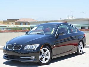 2013 BMW 3 Series 335i Carfax 1-Owner - No Accidents  Damage Reported to CARFAX  Black Sapphir