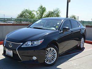 2013 Lexus ES 350 4dr Sdn Carfax 1-Owner  Cerulean Blue Metallic         35377 Per Month - O