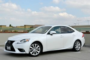 2014 Lexus IS 250  Carfax 1-Owner - No Accidents  Damage Reported to CARFAX  Ultra White