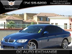 2011 BMW 3 Series 335i xDrive Carfax Report 2-Way Power Glass Moonroof With One-Touch Operati