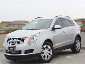 2013 Cadillac SRX Base Carfax 1-Owner Air Conditioning  Multi-Zone AC Audio  Hd Radio Audio