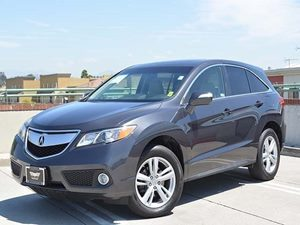 2013 Acura RDX Tech Pkg Carfax 1-Owner Air Conditioning  Multi-Zone AC Audio  Satellite Radio