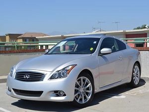 2012 Infiniti G37 Coupe Journey Carfax 1-Owner - No Accidents  Damage Reported to CARFAX  Liqu