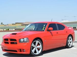2008 Dodge Charger SRT8 Carfax 1-Owner Air Conditioning  AC Air Conditioning  Rear AC Audio