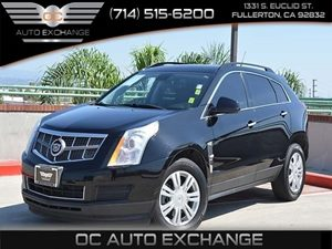 2011 Cadillac SRX Base Carfax Report - No Accidents  Damage Reported to CARFAX  Black Ice Meta