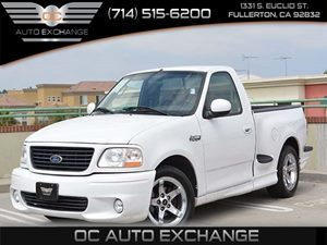 2003 Ford F-150 Lightning Carfax Report - No Accidents  Damage Reported to CARFAX Air Conditioni