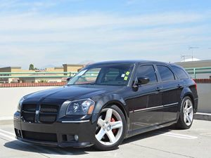 2006 Dodge Magnum SRT8 Carfax Report - No Accidents  Damage Reported to CARFAX  Brilliant Blac