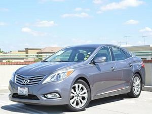 2013 Hyundai Azera  Carfax 1-Owner  Smoke Gray Metallic         26271 Per Month - On Approve