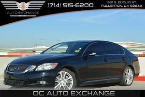 2009 Lexus GS 450h  Carfax Report - No Accidents  Damage Reported to CARFAX  Black Opal Mica