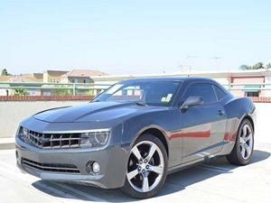 2012 Chevrolet Camaro 1LT Carfax 1-Owner  Ashen Gray Metallic         25362 Per Month - On A