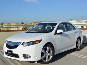 2012 Acura TSX  Carfax 1-Owner Air Conditioning  Climate Control Air Conditioning  Multi-Zone